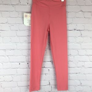 💝ultra SOFT Kids Coral S/M LuLaRoe Leggings 🦄